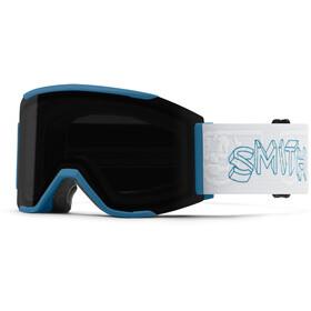 Smith Squad MAG Snow Goggles, negro/blanco